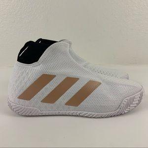 Adidas Stycon Laceless HC Tennis Shoes